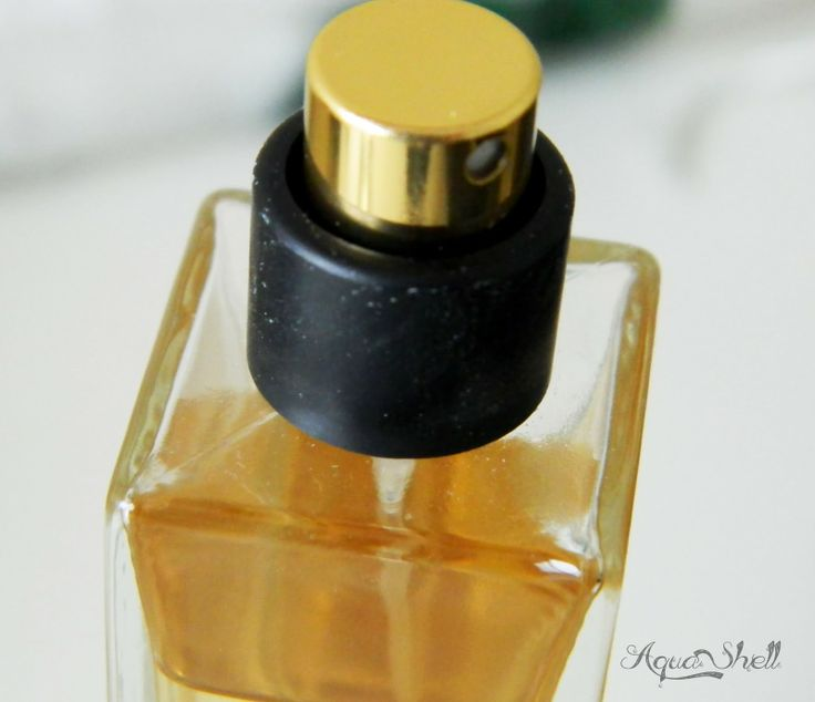 Herra hair oerfume review on All Made Up!
