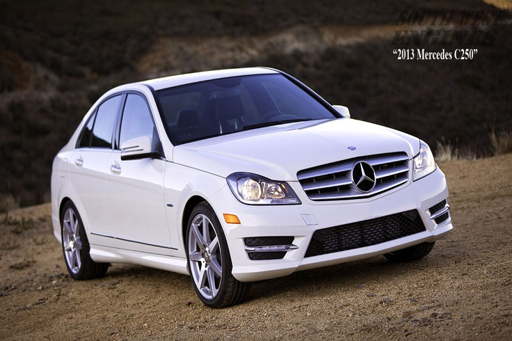#SouthwestEngines 2013 mercedes c250.The Mercedes-Benz C-Class remains the most accessible of the brands models sold in the United States