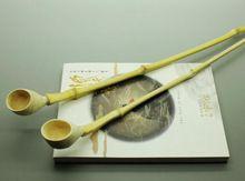 Super Delicate Bamboe Matcha Scoop, japanse Theeceremonie Chasen Gereedschap. 1 st Gratis Verzending(China (Mainland))