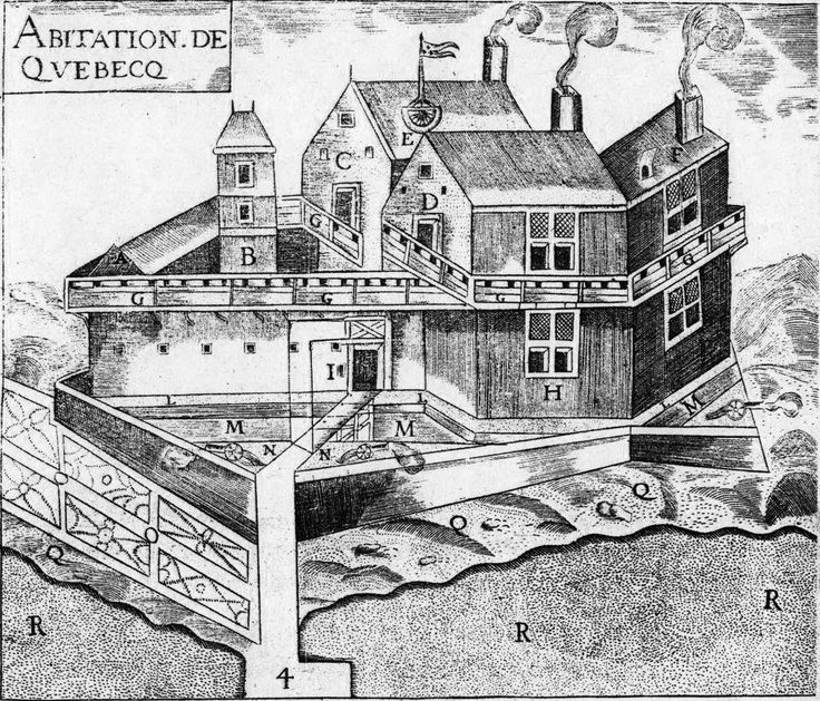 File:Champlain Habitation de Quebec.jpg