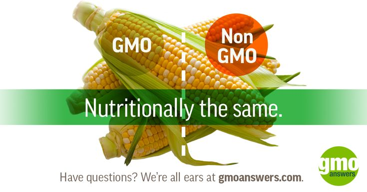 Have questions? We're all ears at GMOAnswers.com.