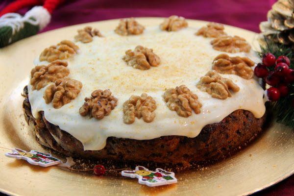 Kuchnia w wersji light: Świąteczne ciasto marchewkowe