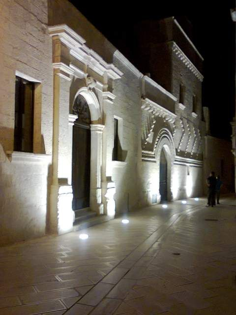 centro storico di presicce / Palazzi
