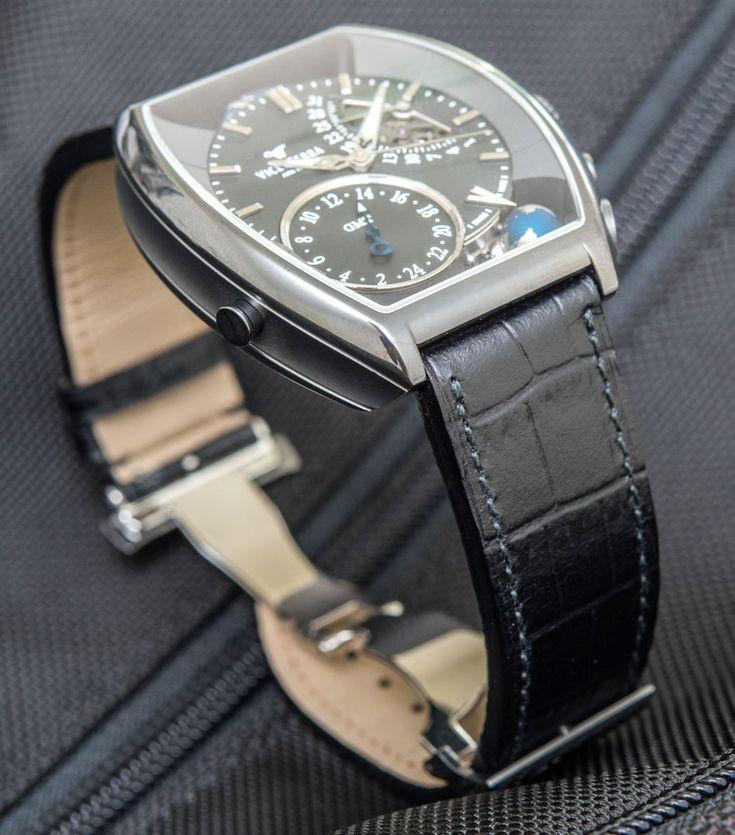 Vicenterra GMT-3 Tome 5 Titanium Black Máté Watch Review