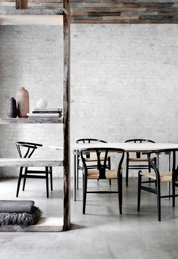 28 best dining rooms - carl hansen & søn images on pinterest
