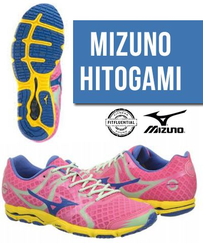 One of my new pair just added to my collection. Mizuno Hitogami from Mizuno Running #fitfluential #client