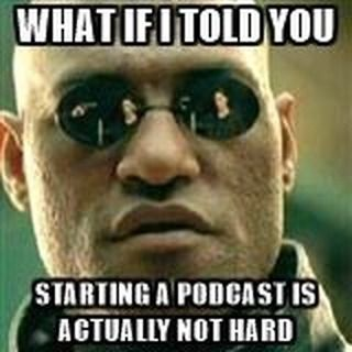What if I told you starting a #podcast is not that hard? Don't believe me? Reach out and I'll help.