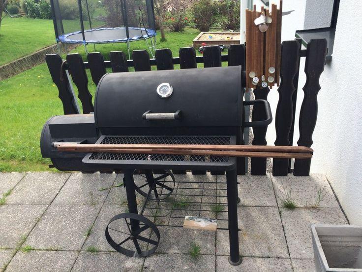eine xxl grillzange selber bauen diy bauanleitung bbq pinterest zange grillzange und. Black Bedroom Furniture Sets. Home Design Ideas