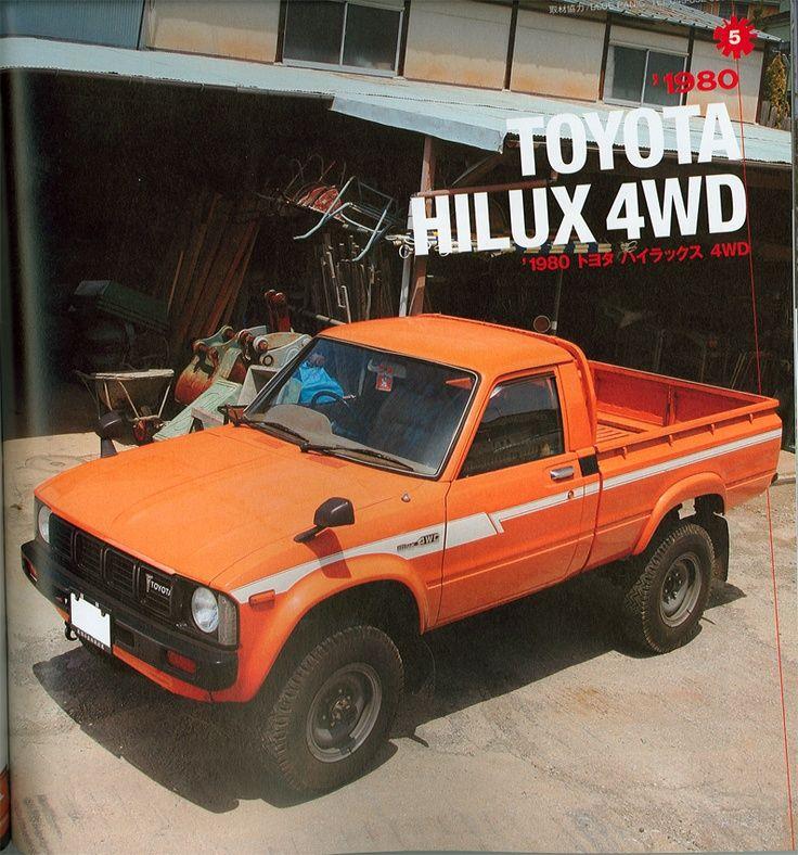 212 Best Toyota 4x4 Gen1 Images On Pinterest: Les 34 Meilleures Images Du Tableau Toyota Hilux LN 46