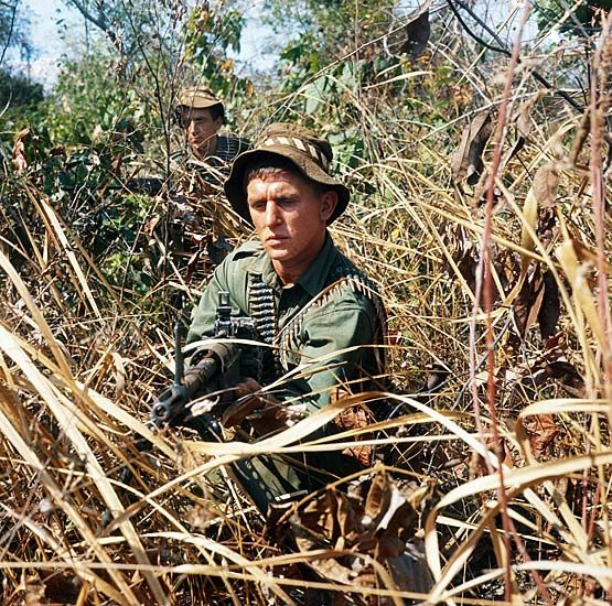 australias support for south vietnam during the war Australia moved quickly to support great britain and also declared war  the japanese during their advance through south-east asia  the second world war was.