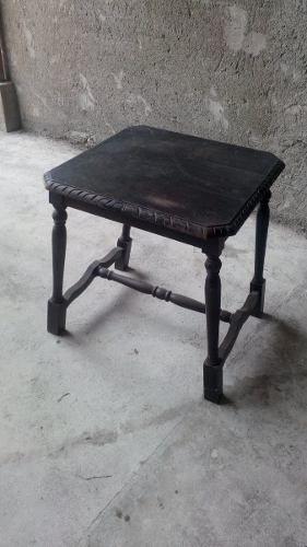 mesa antiga imbuia manoelina