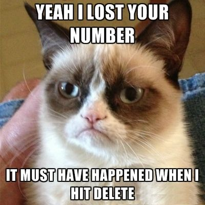 I normally don't find Grumpy Cat all that funny, but this is so mean it's actually funny!