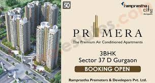 Ramprastha Primera For More Info: http://www.allcheckdeals.com/project-ramprastha-primera-gurgaon.php