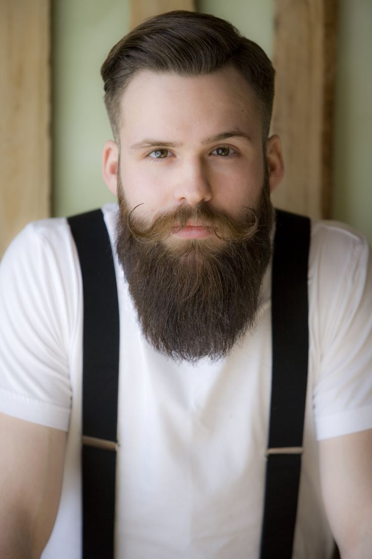 best 25 beards and mustaches ideas on pinterest bearded tattooed men hot bearded men and. Black Bedroom Furniture Sets. Home Design Ideas