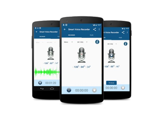 Smart Voice Recorder PRO - Android Apps on Google Play