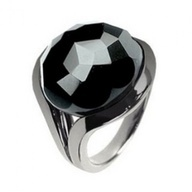 Anel em ouro negro - VERSE Joaillerie