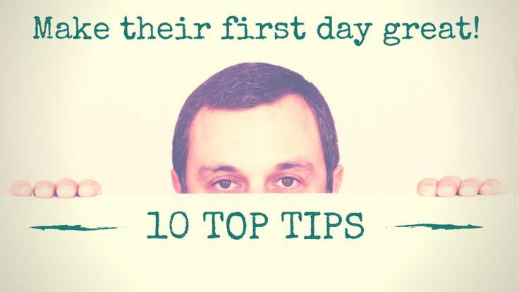 Hoe verwelkom je nieuwe medewerkers, 10 tips. #Onboarding #Introductie