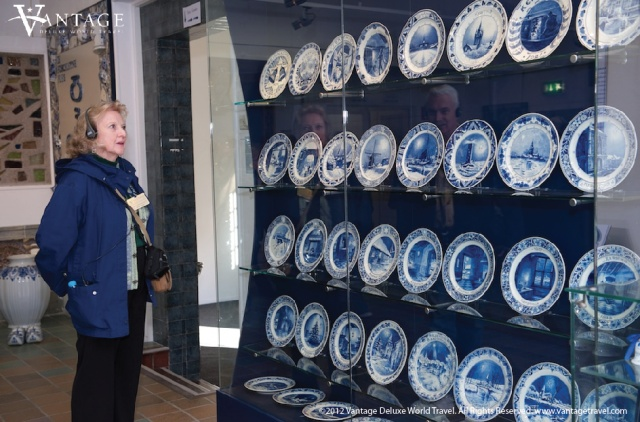 Royal Delft Factory, The Netherlands