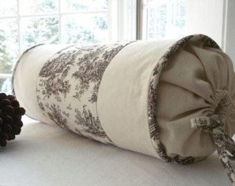 bolster pillow ideas - Google Search                                                                                                                                                                                 More