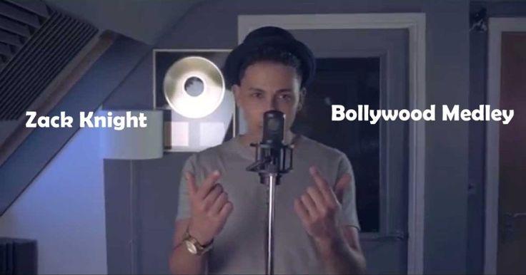 Zack Knight – Bollywood Medley (music video)