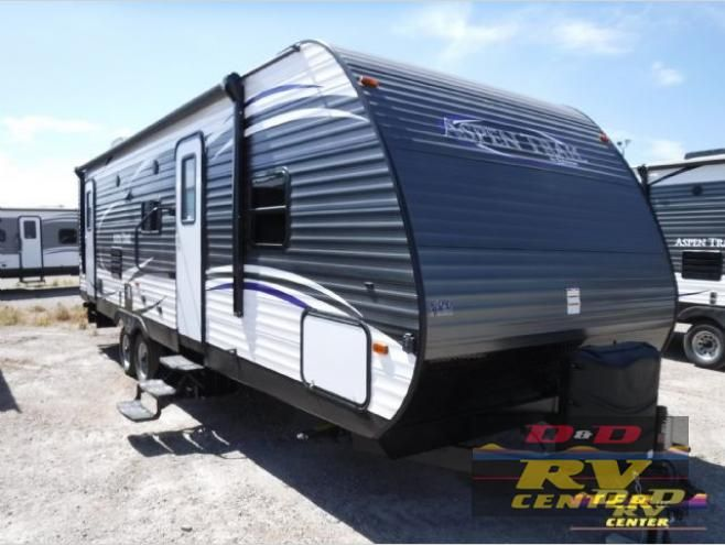 New 2018 Dutchmen RV Aspen Trail 2810BHSWE Travel Trailer at D&D RV Center, LLC | Helena, MT | #NTD1290