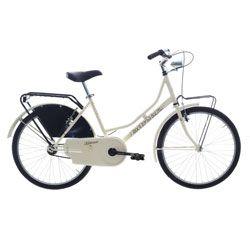 #Mara cicli city bike olandese 24'' panna  ad Euro 129.00 in #Mara cicli #Ciclismo bici