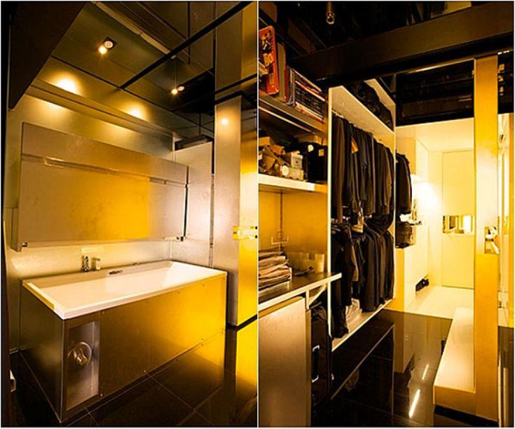 Hong Kong Micro Apartment By Gary Chang