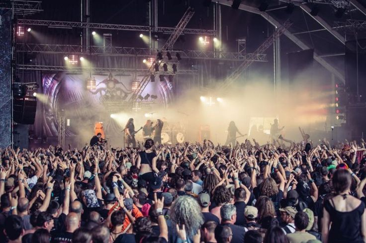 Hellfest – Live du 19 Juin 2016 – Main Stages | ARTE Concert