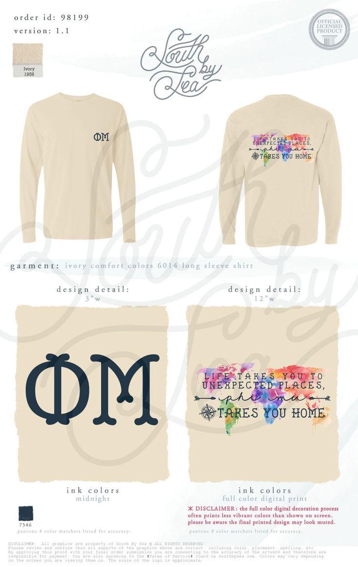 Best 20 travel shirts ideas on pinterest shirt designs for Greek life shirt designs