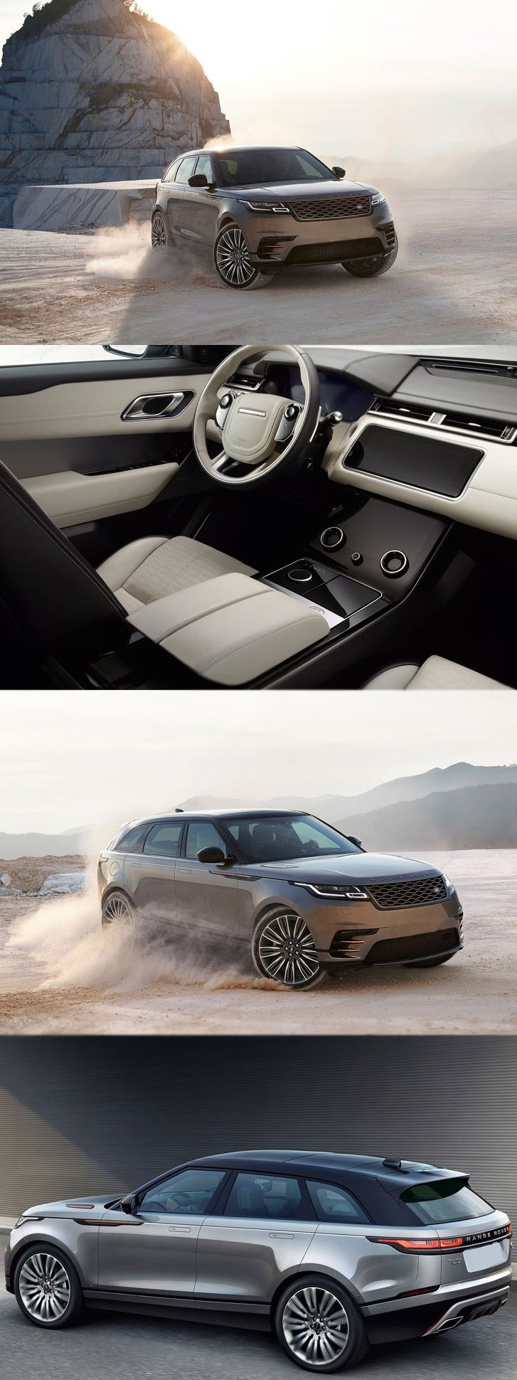 THE NEW RANGE ROVER VELAR HAS ITS SPOT BETWEEN THE EVOQUE AND THE RANGE ROVER SPORT, VALUED FROM £44,830 For more detail:https://www.rangerovergearbox.co.uk/blog/new-range-rover-velar-spot-evoque-range-rover-sport-valued-44830/
