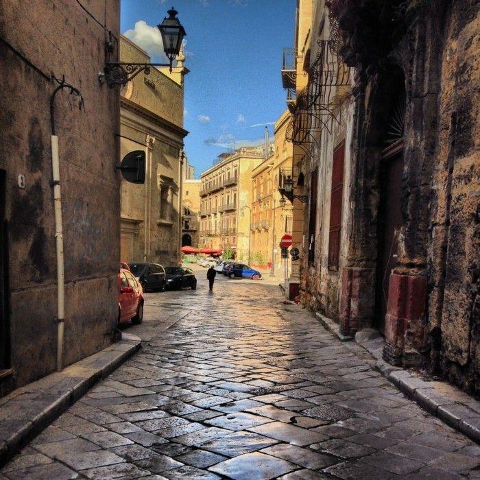 Les plus belles villes du monde – beauté de l'Italie