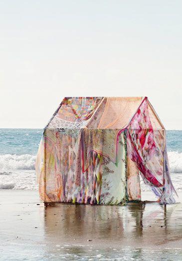 gypsy beach tent