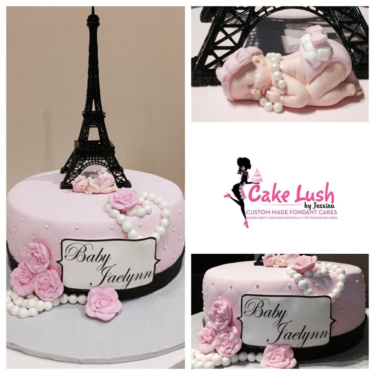 Paris Baby Shower Cake: 192 Best Cake Lush By Jessica Images On Pinterest