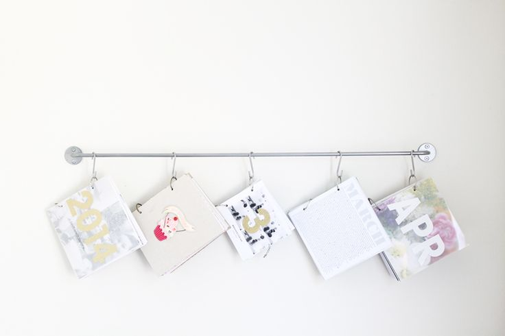 2 Genius Ways to Display Mini Books (& Albums) // Kelsey, Especially