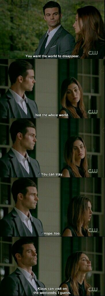 "The Originals 4x03 ""Haunter of Ruins"" - Elijah and Hayley"