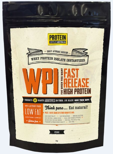 Organics on a Budget - Protein Supplies Australia Whey Protein Isolate 1kg, $48.95 (http://www.organicsonabudget.com.au/protein-supplies-australia-whey-protein-isolate-1kg/)
