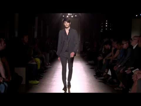 Mannequin Homme / Kheir Eddine /agency model / Flip book - YouTube