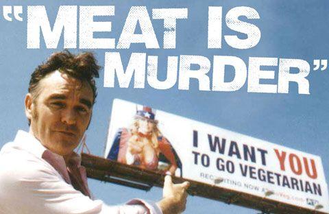 http://www.myvegetariandating.com/ presents Morrissey