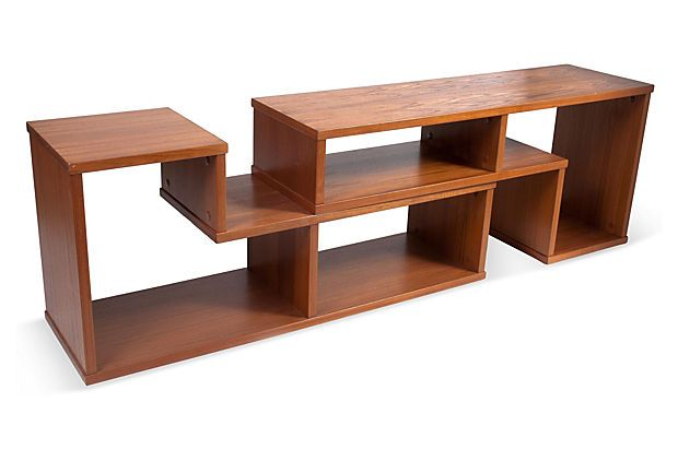 Midcentury Bookcases, Pair on OneKingsLane.com