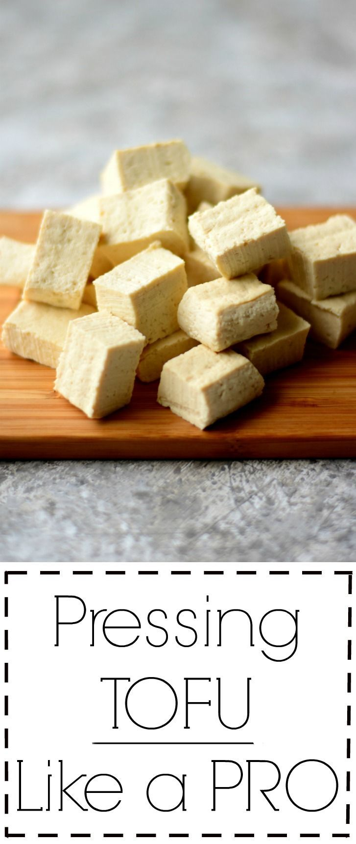 The key to a flavourful Tofu dish with a crisp skin, is properly Pressing Tofu before cooking it. find out how you can make the best out of your tofu.