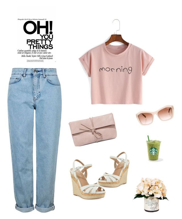 """""""outfit for women's"""" by nelson-amui ❤ liked on Polyvore featuring Topshop, Charles by Charles David, LULUS, Chanel and Creative Displays"""