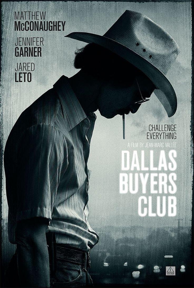Dallas Buyers Club   Key Art   TEN30 Studios