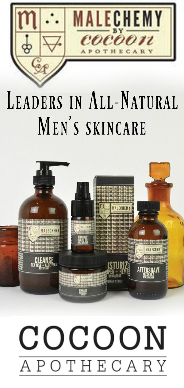 Cocoon Apothecary S Malechemy Is A Line Of Shaving Grooming And Beard Care Products That Blends Old World Mens Natural Skin Care Skin Care Cream For Dry Skin