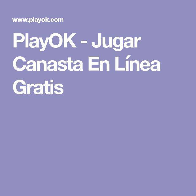 Play Ok Canasta