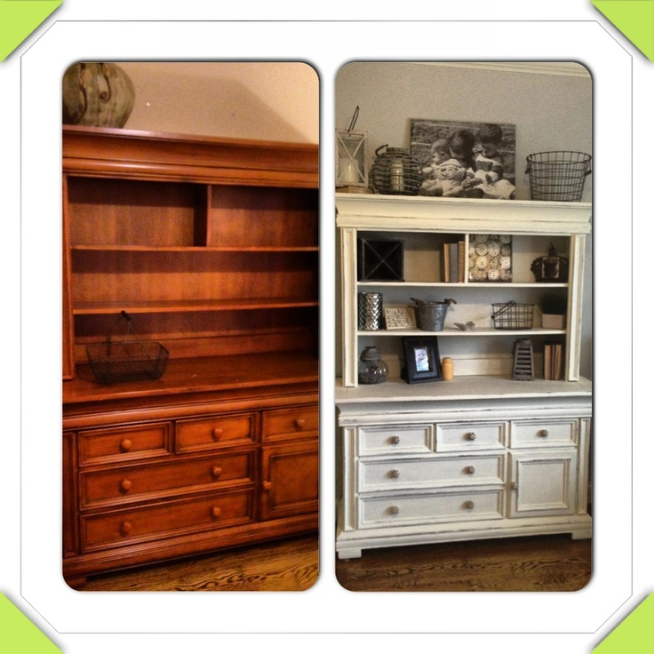 Annie Sloan S Aries: 1000+ Ideas About White Painted Dressers On Pinterest