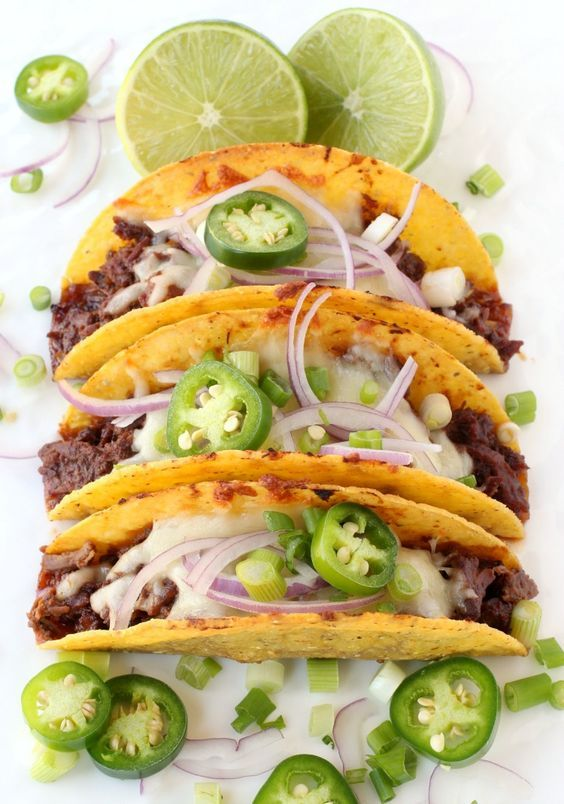 Make these Oven-Baked Korean Beef Tacos with HORMEL Taco Meats for an easy family dinner! #ad #TacoGoals