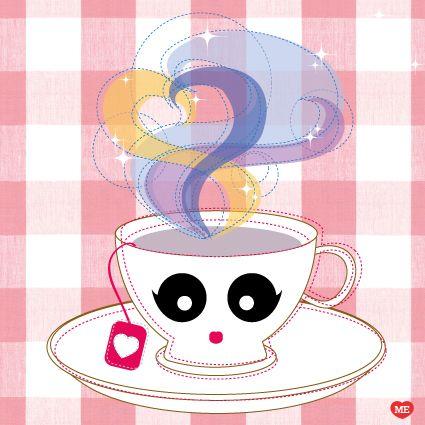 pink tea - www.enricamannari.com
