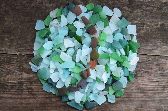 Small to tiny Sea glass Set Beach Glass Craft Supplies Seaglass Bulk Assorted Sea Glass Sea Glass for Crafting Small Beach Glass for sale