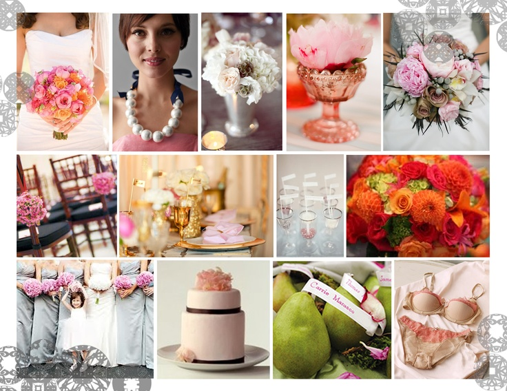 2013 Pink and More Colour Trend