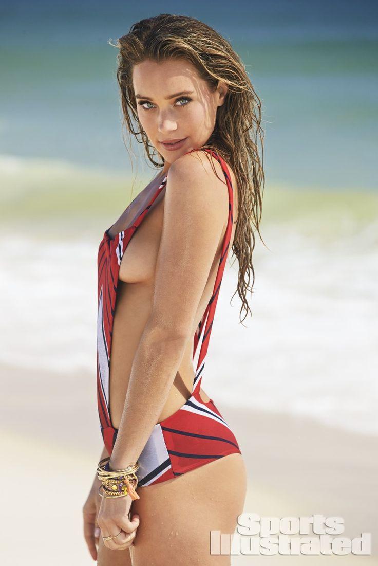 Image result for hannah davis side boob